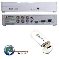 Подключение регистратора Fazera к Интернет по сети 3G