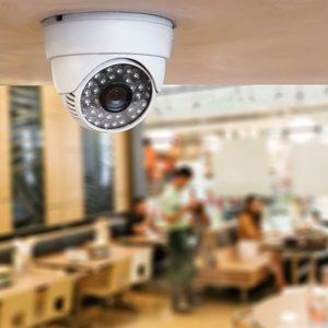 Видеонаблюдение в ресторане