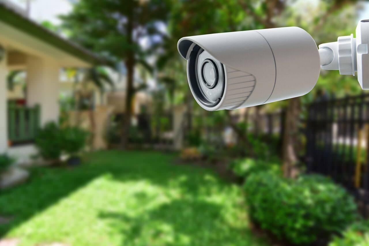 Видеонаблюдение для дачи, участка и загородного дома