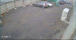 Установка видеонаблюдения на автостоянках